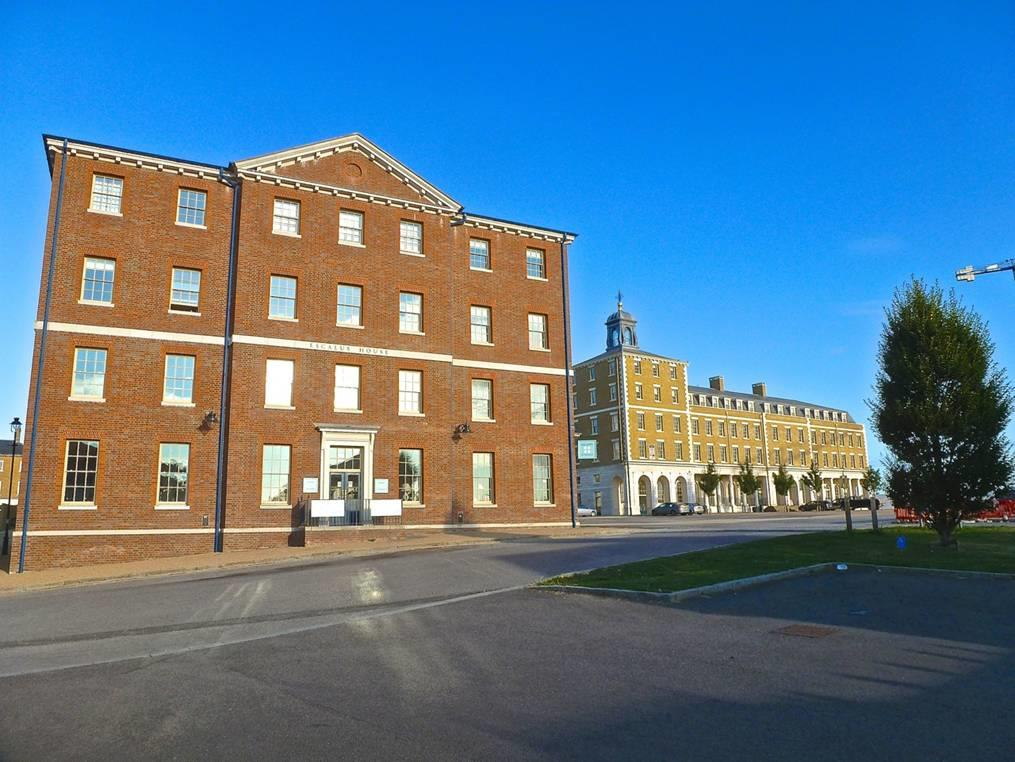 The Penthouse On The Square, Queen Mother Square, Poundbury, Dorchester